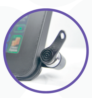 lecteur de clé dallas intégré au JDC Nova