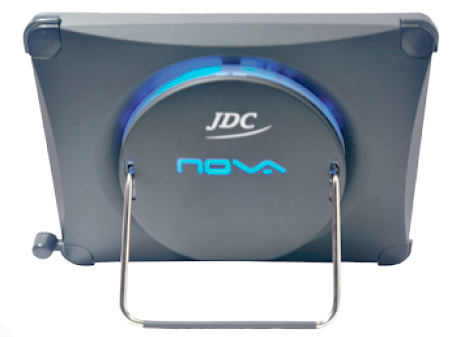 Le terminal point de vente Nova By JDC : LED multicolore