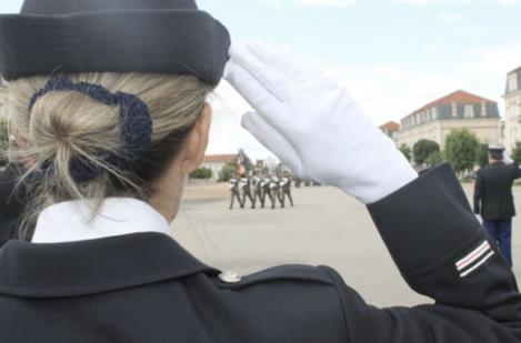 L'école de la gendarmerie