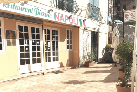 Restaurant pizzeria Le Napoli