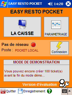 Easy Resto Pocket