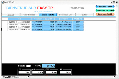 Easy TR