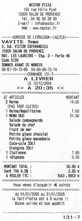 logiciel de comptage de tickets restaurant Tick & Resto