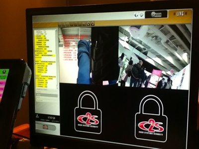 CSI DVR C.H.R. : vidéosurveillance avec surimpression du ticket de caisse