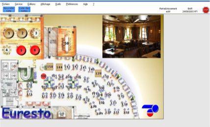 euresto, logiciel de caisse pour restaurant