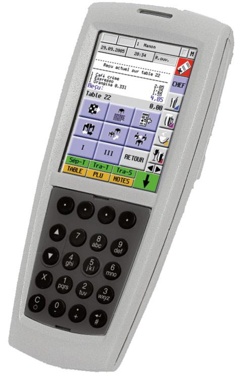 Télécommande Vectron MobilePro